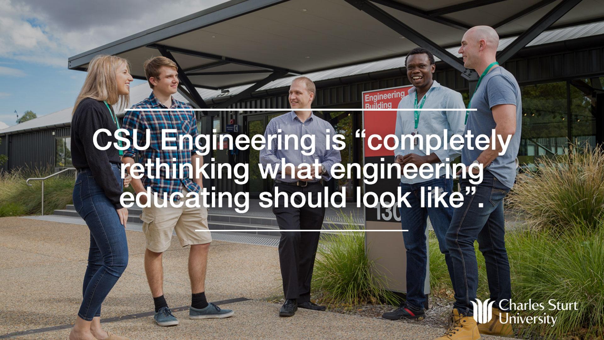 MIT Names Charles Sturt University One of the World's Top Emerging Engineering Schools