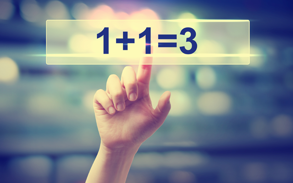 When 1+1=3: The Surprising Synergy of OER and Adaptive Learning
